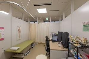 渡辺整形クリニック 1階 診察室