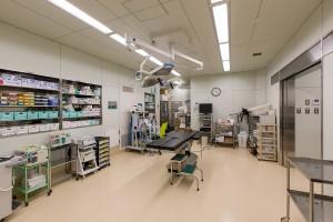 渡辺整形クリニック 2階 手術室