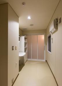 渡辺整形クリニック 2階 シャワー室