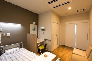 渡辺整形クリニック 2階 病室 個室